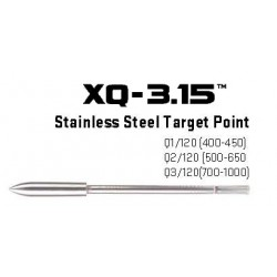 Fivics XQ-3.15 Stainless Steel Points