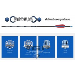 SKYLON ARROWS RADIUS CARBON