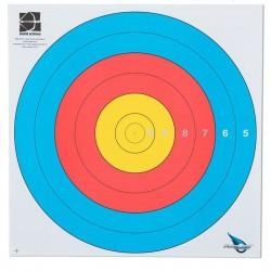 AVALON Targa Fita 10-5 con numeri omologata per i 50 mt.