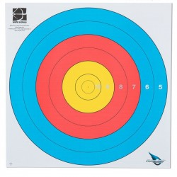 AVALON Target Face Fita 10 - 5 with numbers for 50 meters