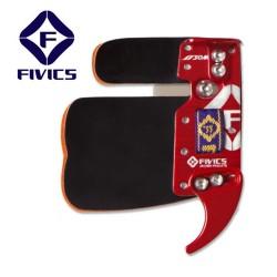 Fivics Saker 3 Cordovan Finger Tab